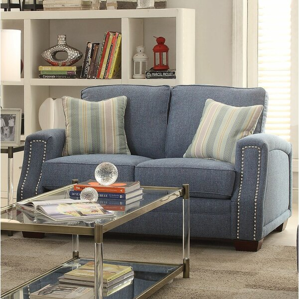 Buy luxury Allen Loveseat by Longshore Tides