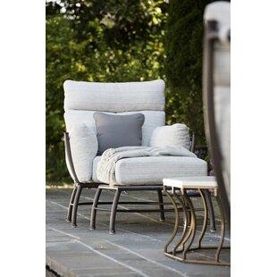 Majorca Patio Chair with Cushion by Summer Classics