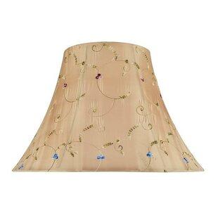 Read Reviews 17 Silk Bell Lamp Shade By Aspen Creative Corporation