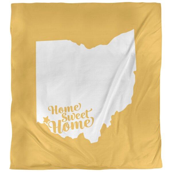 Home Sweet Cincinnati Duvet Cover