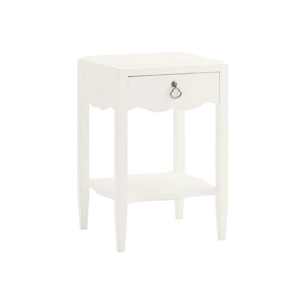 Ivory Key 1 Drawer Nightstand by Tommy Bahama Home