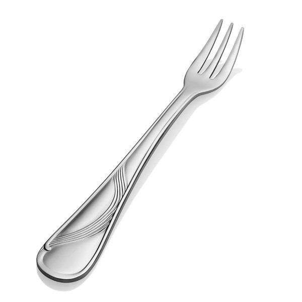 Wave Seafood Fork (Set of 12) by Bon Chef