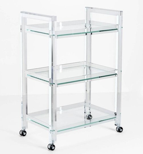 Ava Bar Cart by Interlude
