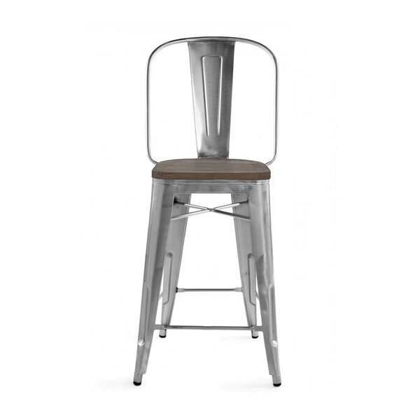 Despres 30 Bar Stool (Set of 4) by Williston Forge