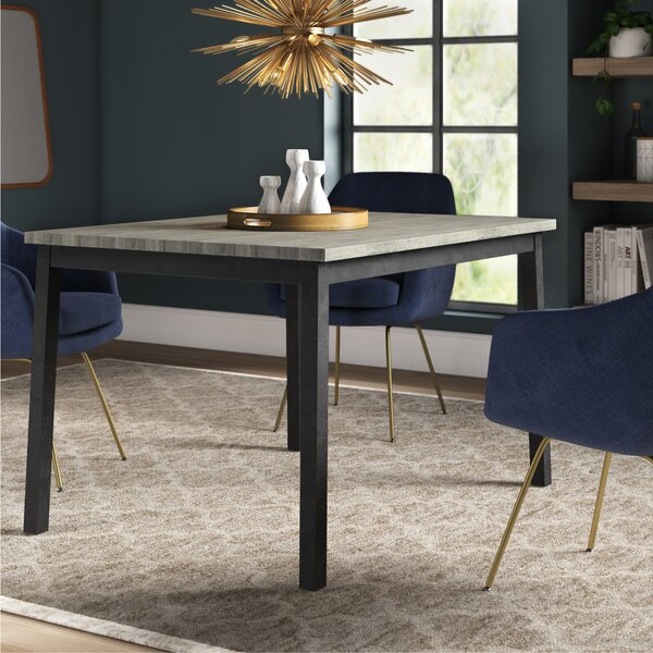 Hagerty Dining Table by Wrought Studio
