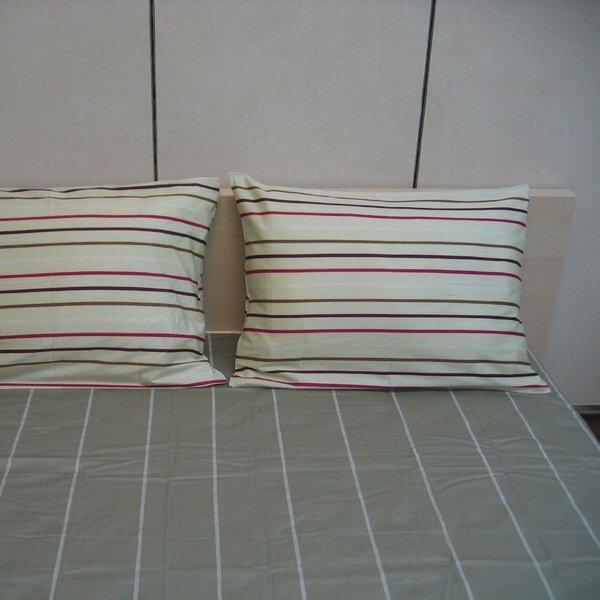 Stripe 200 Thread Count CottonSheet Set by DaDa Bedding