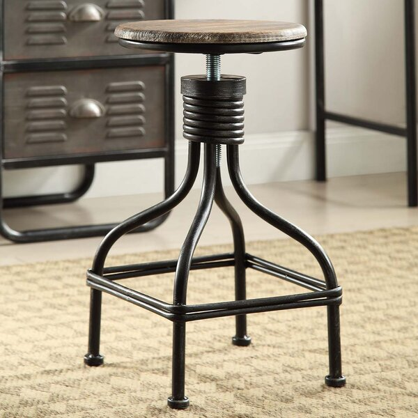 Arcadia Swivel Stool by Trent Austin Design
