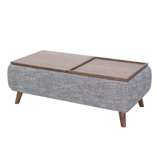 Shirlene Lift Top Coffee Table with Storage by Corrigan Studio Corrigan Studio