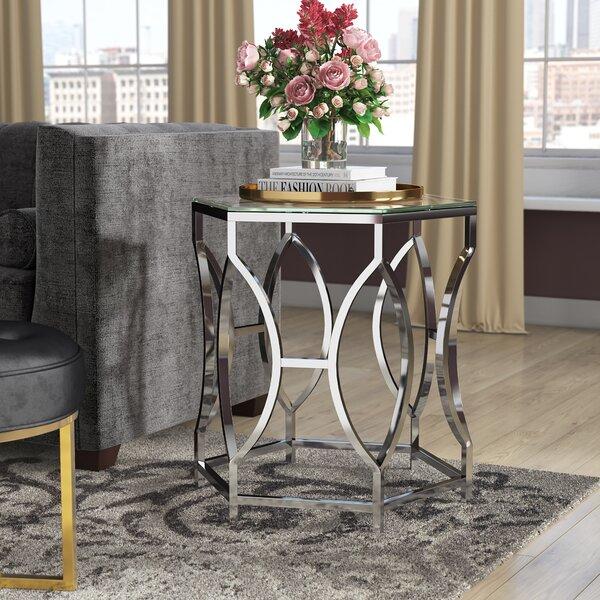 Arthur End Table by Willa Arlo Interiors