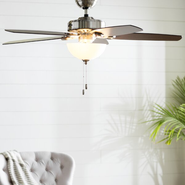 56 Builder 5 Blade Ceiling Fan by Hunter Fan
