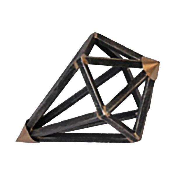 Stapleford Metal Geometric Diamond by Williston Forge