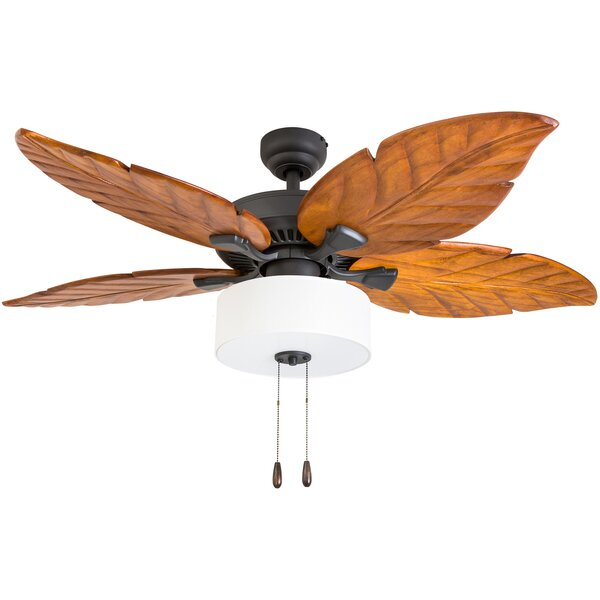 52 Bellwether 5 Blade LED Ceiling Fan by Bay Isle Home