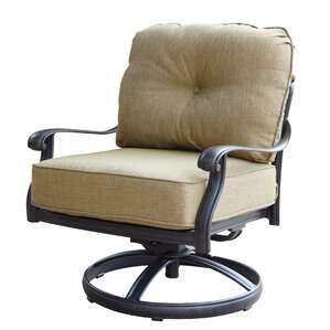 lebanon swivel rocking chair with cushions - Swivel Rocker Chair