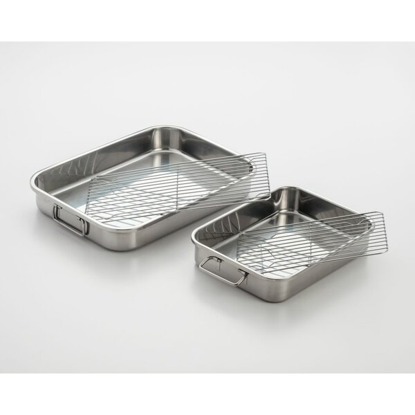 12 Lasagna Pan with Rack by Cook Pro