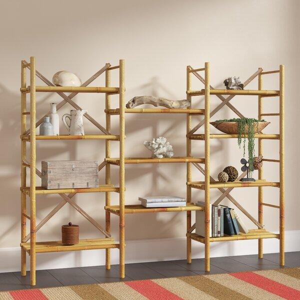 Whobrey Etagere Bookcase by Bay Isle Home