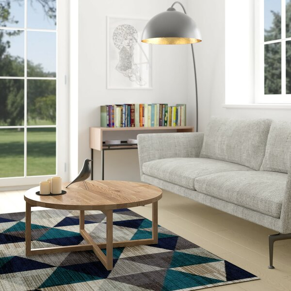 Fuiloro Coffee Table By Union Rustic