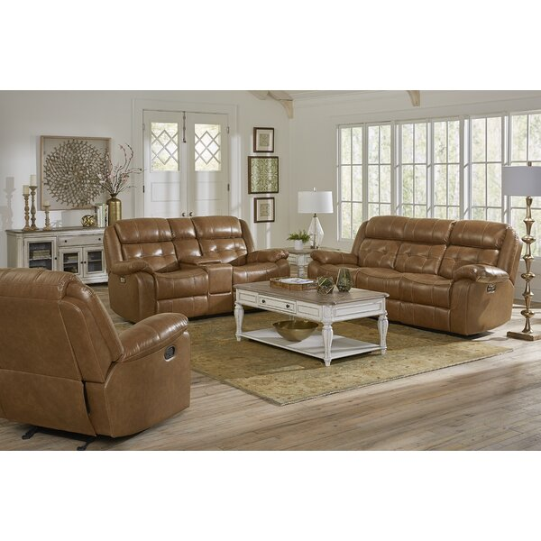 Holbrook Reclining Configurable Living Room Set by Winston Porter