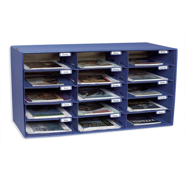 Stackable 15 Compartment Cubby by Pacon Corporatio