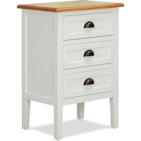 Lozano 3 Drawer Accent Chest By Charlton Home