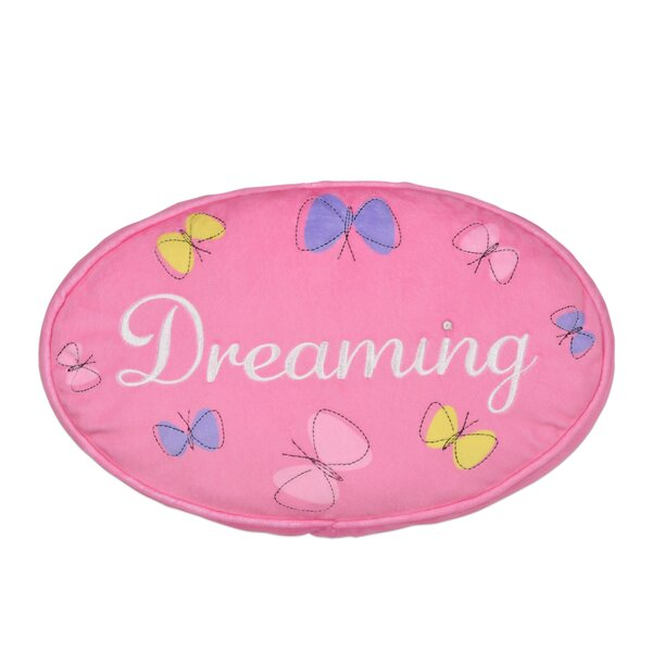 Eden Butterfly Dreaming Throw Pillow by Viv + Rae