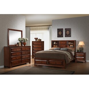 Nielson Panel 6 Piece Bedroom Set By Winston Porter