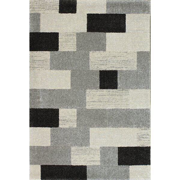 Chasty  Cream Area Rug by Wildon Home ®