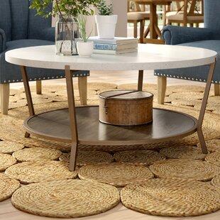 Massimo Coffee Table by Mistana