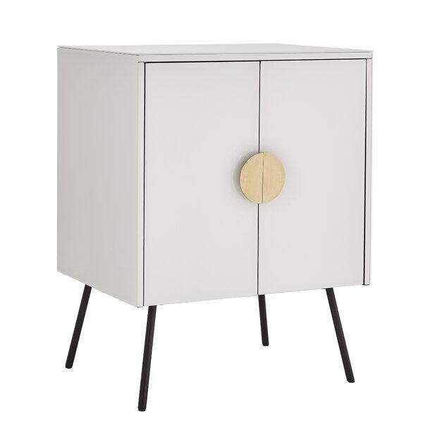 Zendejas 2 Door Accent Cabinet by Mercer41