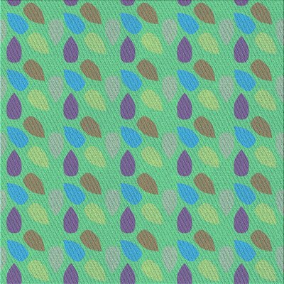 East Urban Home Hasnain Wool Green Blue Purple Area Rug East Urban Home Rug Size Runner 2 X 5 From Wayfair North America Daily Mail