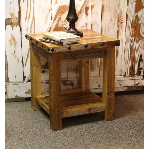 Emsworth End Table By Loon Peak