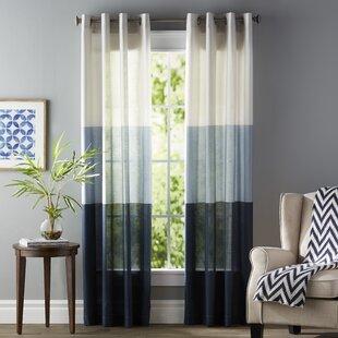 Teal Living Room Curtains | Wayfair