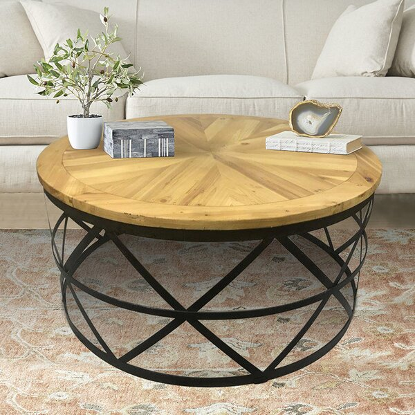 Liggins Coffee Table by 17 Stories