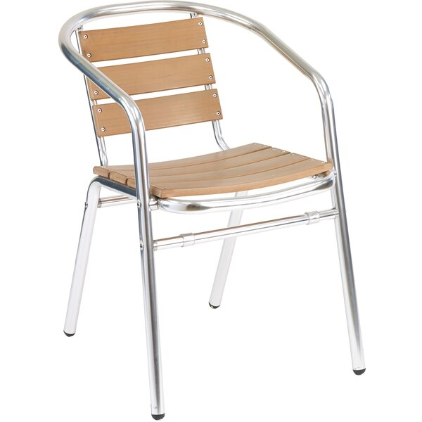 Teak Patio Dining Chair by Florida Seating