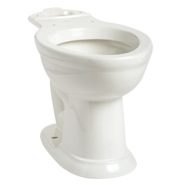 Waverly Elongated Toilet Bowl by Mansfield Plumbing Products