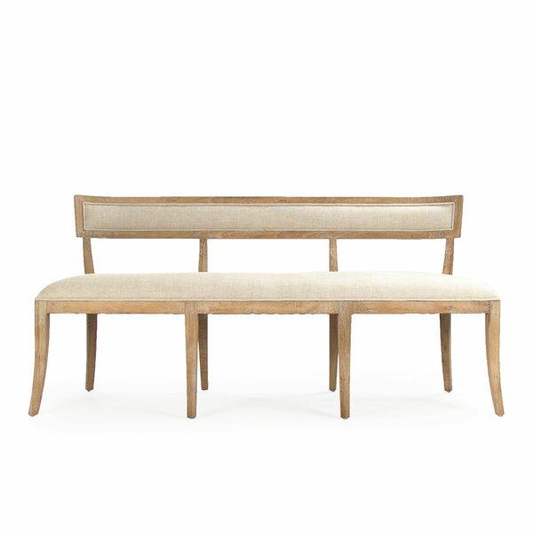 Embla Bench by One Allium Way One Allium Way