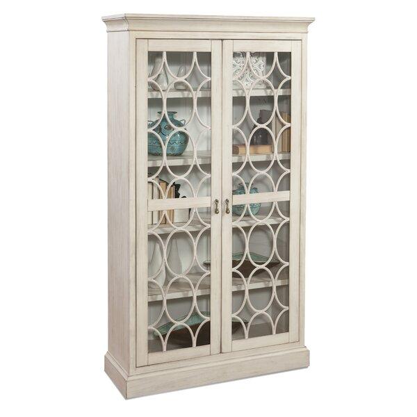 Locke Glass Door Standard Bookcase By One Allium Way