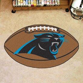 NFL - Carolina Panthers Football Mat by FANMATS