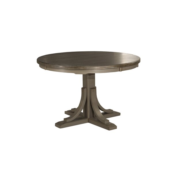 Kinsey Dining Table by Rosecliff Heights