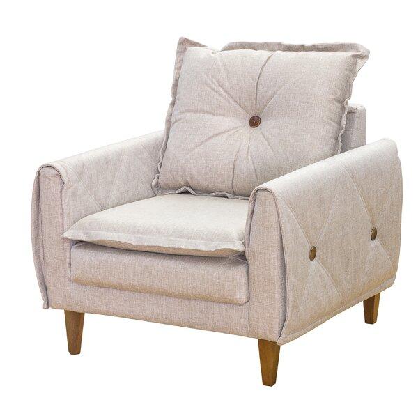 Nesmith Armchair by Gracie Oaks