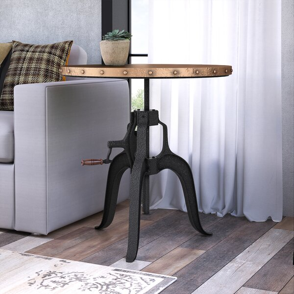 Emilie End Table By 17 Stories