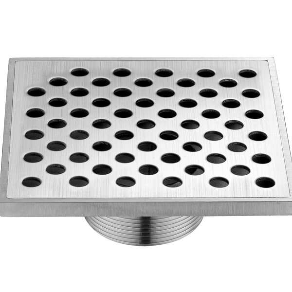 Rhone River 2.31 Grid Shower Drain by Dawn USA