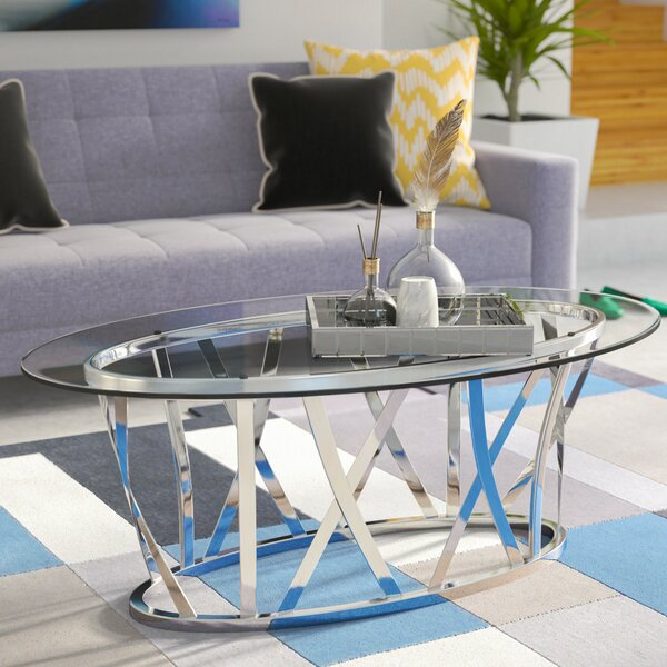Chu Coffee Table by Simmons Casegoods by Orren Ellis