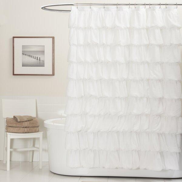 Bovinia Shower Curtain by Rosdorf Park