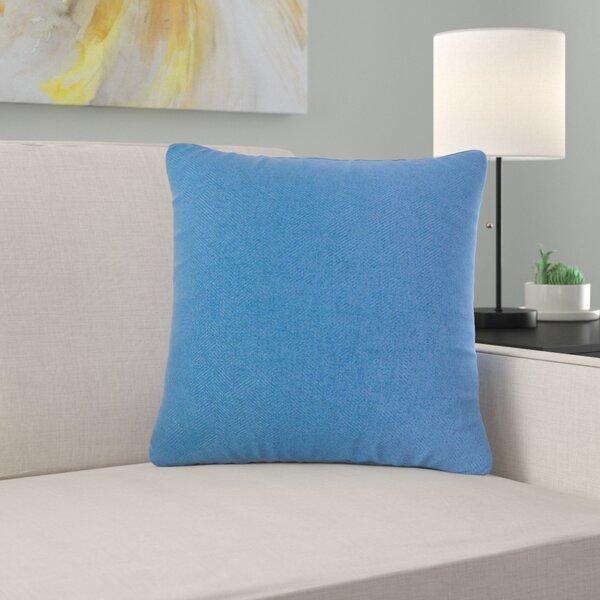 Seren Solid Pillow by Latitude Run