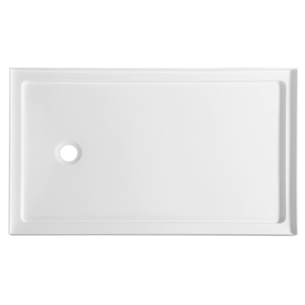 Colossi Series 60 x 36 Single Threshold Shower Base by ANZZI