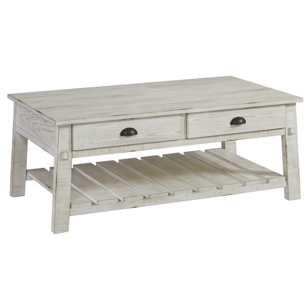 Deblois Cocktail Table By Highland Dunes