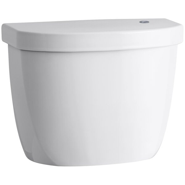 Cimarron Tank for K-6419 Round-Front Touchless Toilet by Kohler