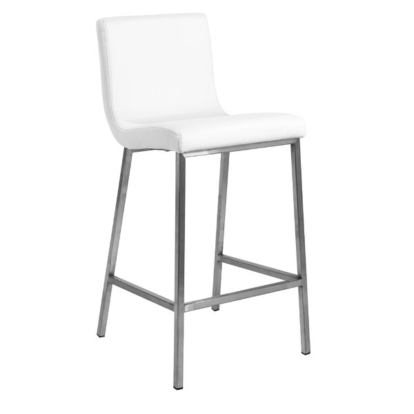 Fionn Counter 26'' Bar Stool (Set of 2) by Orren Ellis
