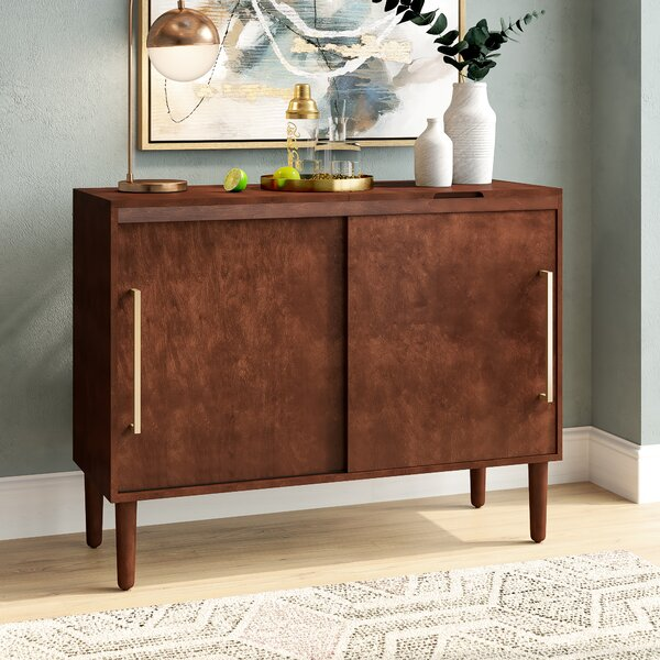 Gardner 2- Door Accent Cabinet by Langley Street