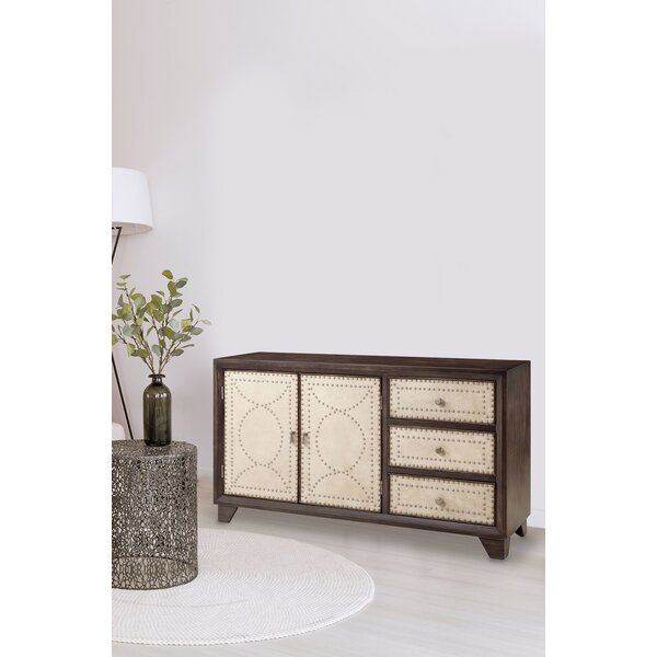 Holtville 2-door 3-drawer Sideboard by World Menagerie World Menagerie
